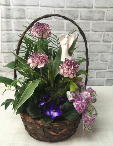The Sympathy Basket Garden