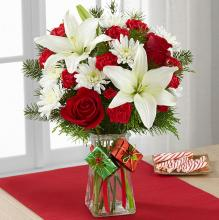 Joyous Holiday Bouquet