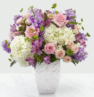 Peace and Love Lavender Bouquet