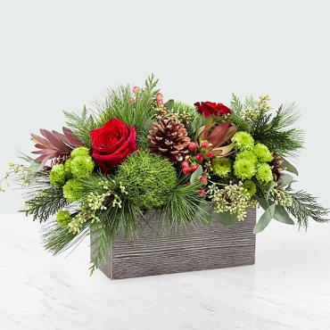 Christmas Cabin™ Bouquet