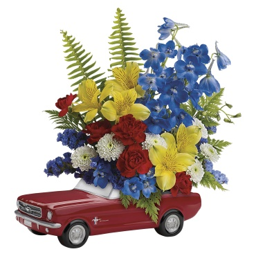 65 Ford Mustang Bouquet