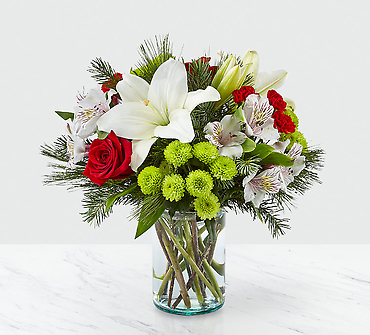 Christmas Spirit Bouquet