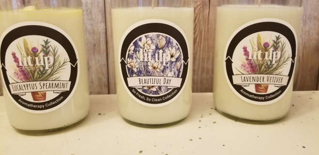 16oz Aromatherapy Scented Candles